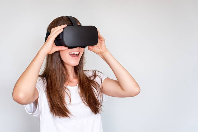 VR app development - virtual reality app design